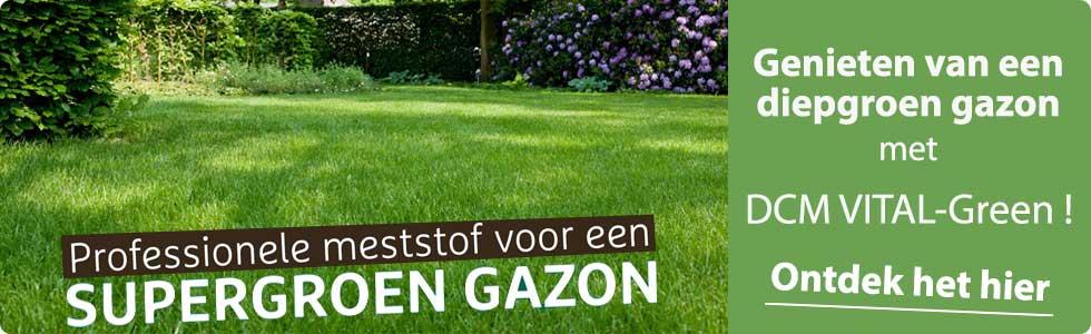 DCM Vital green gazon meststof