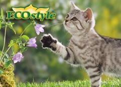 Ecostyle kattenvoeding