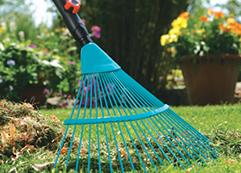 Gereedschappen voor tuinonderhoud