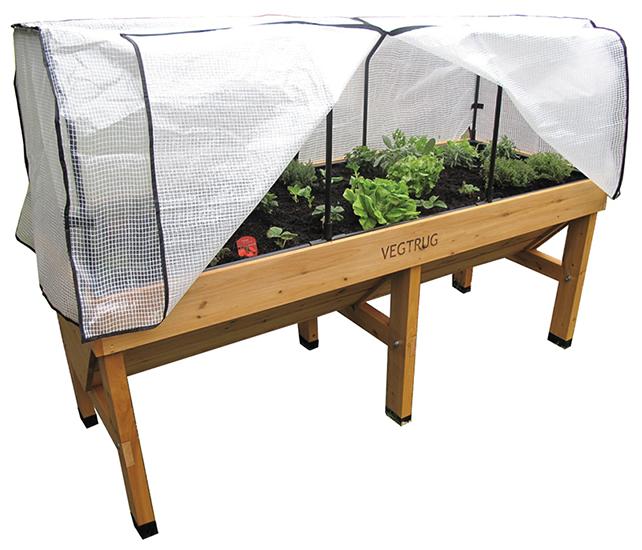 beschermingsfolie vegtrug medium moestuinbak. Black Bedroom Furniture Sets. Home Design Ideas