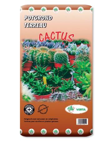 Potgrond Voor Cactussen.Potgrond Voor Cactussen En Vetplanten 10l