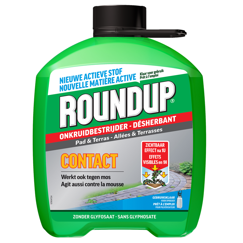 RoundUp Contact totale onkruidbestrijder 5L