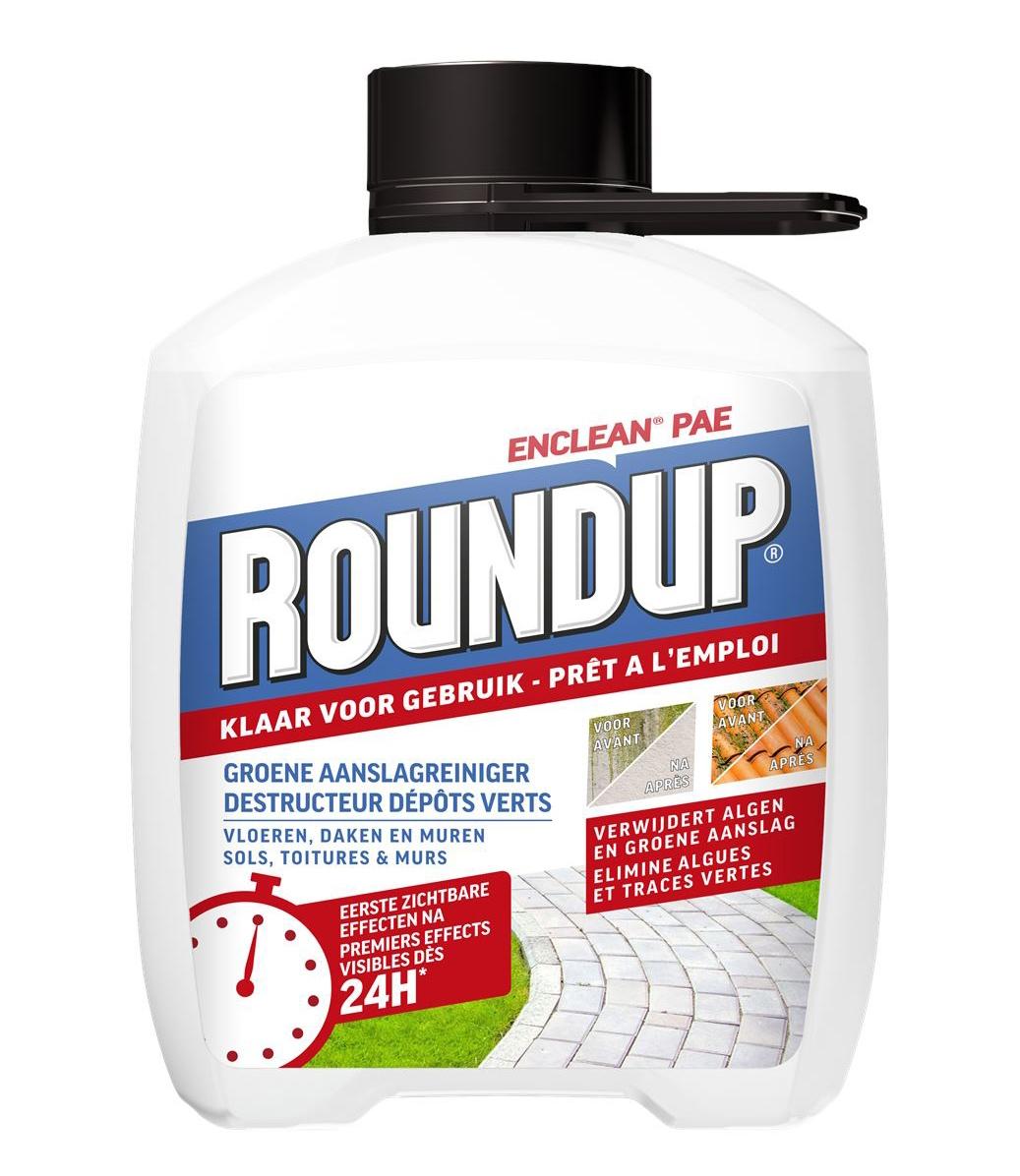 Refill Groene aanslagreiniger Roundup 2,5L