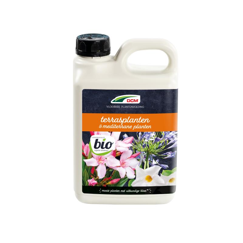 DCM Vloeibare Meststof Terrasplanten 2,5L
