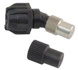 Sproeidop, regelbaar 1.3 mm PP EPDM