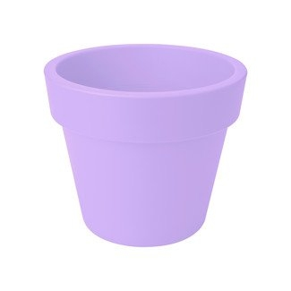 Elho Green Basics Top Planter 40 cm Soft Lavender
