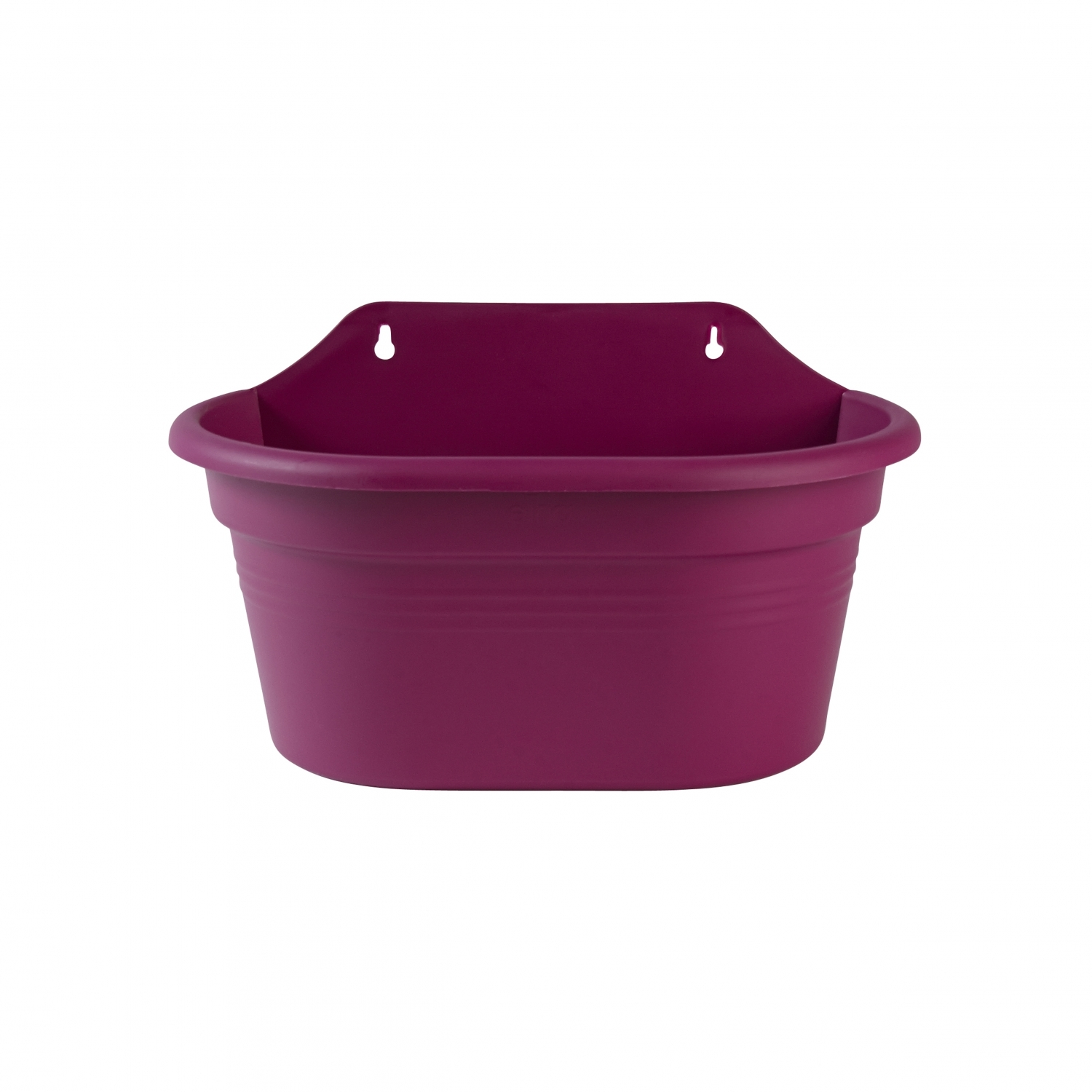 Elho Green Basics Wall Pot All-in-1 Cherry