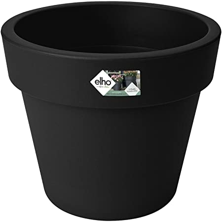 Elho Green Basics Top Planter 47 cm Levendig Zwart