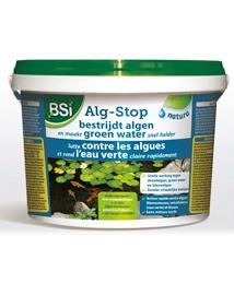 Groene algen bestrijden in vijver met Alg-Stop 5kg