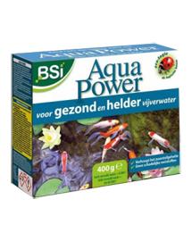 Kleine vijver helder maken met BSI Aqua Power 400g