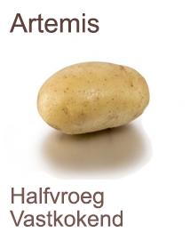 Pootaardappelen Artemis 1kg