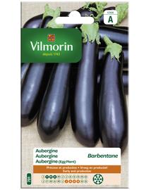 Vilmorin Aubergine zaden De Barbentane 3g
