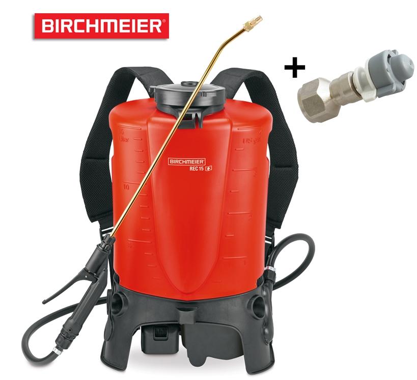 Birchmeier Elektrische Rugspuit voor Desinfectie