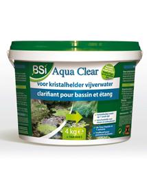 Vijver helder houden zonder filter met BSI Aqua Clear 4kg