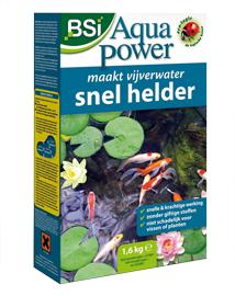 BSI Aqua power voor gezond en helder vijverwater 1,6kg
