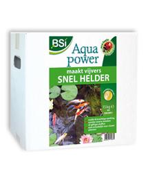 BSI Aqua power vijver helder maken 15kg