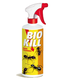 Mieren in huis bestrijden BSI Mierenspray 500ml