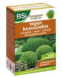 BSI Fungazol Bestrijdingsmiddel buxusschimmel 25ml