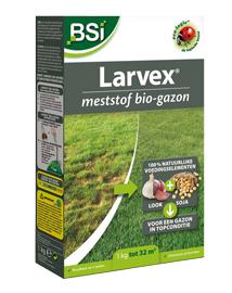 BSI Larvex Engerlingen en emelten voorkomen in gazon 1kg