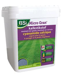 BSI Microgran Kalkstikstof / kalkcyanamide 8kg
