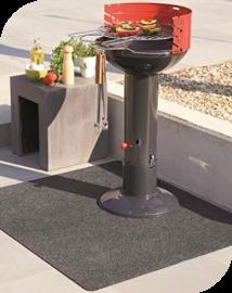 Barbecuemat 100x120cm