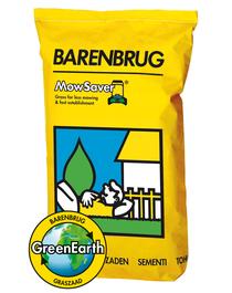 Graszaad Barenbrug Mow Saver traaggroeiend gras 15kg