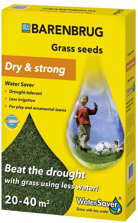 Barenbrug Dry & Strong graszaad voor zandgrond en droogte 1kg