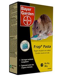 Frap Pasta Muizengif en Rattengif 200g
