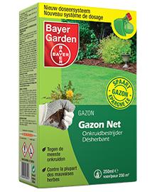 Gazon Net tegen onkruiden in gazon 250ml