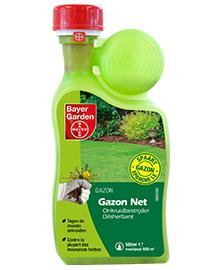 Gazon Net tegen onkruiden in gazon 500ml