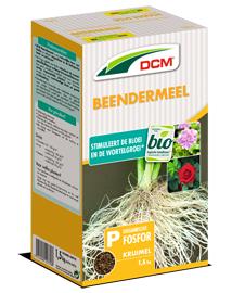 DCM Bio Beendermeel stimuleert bloei en wortelgroei 1,5 Kg