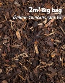 Belgische sierschors 15-25 mm/big bag 2 m³