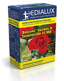 Edialux Belrose tegen Ongedierte en Ziektes op Rozen 115ml