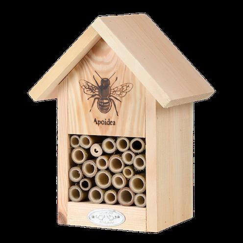 Bijenhuis voor in de tuin
