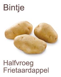 Pootaardappelen Bintje 1kg