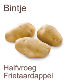 Pootaardappelen Bintje 2,5kg