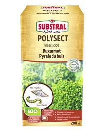 Buxusmot en rupsen bestrijden met Bio insecticide 200ml