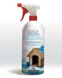 Biologische kennelreiniger in spray voor hond 950ml