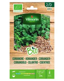 Bio kruiden zaden Koriander 0,5g