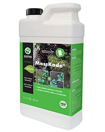 Mosskade Biologisch bestrijden en voorkomen van mos 1L