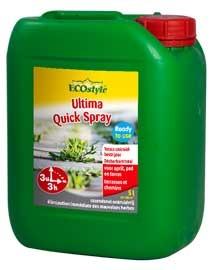 Ecostyle Ultima Quick gebruiksklare onkruidbestrijder 5L