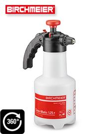 Birchmeier Handsproeier met handpomp Clean Matic 1,25L