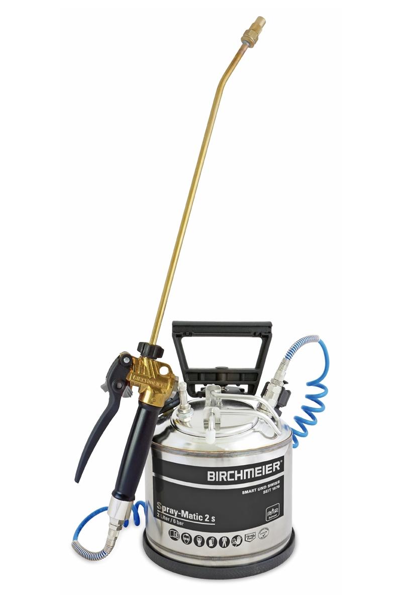 Birchmeier drukspuit voor ongediertebestrijding Spray-Matic 2 S