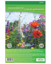 Bloemenmengsel Wilde bloementuin 50m²