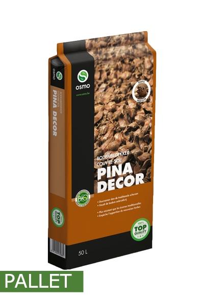 Bodembedekker dennenappels Pina Decor per pallet
