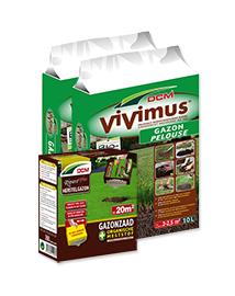 DCM Gazonherstel pakket: Kale plekken in gazon herstellen