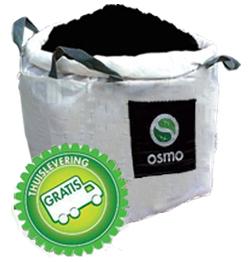 Bodemverbeteraar voor haag per big-bag van 1m³
