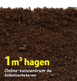 Bodemverbeteraar voor hagen 1m³