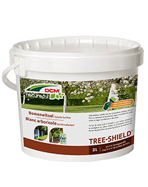 DCM Bomen Witkalken Tree-Shield 3L