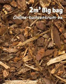Boomschors pinus sylvester 15-25 mm/big bag 2m³